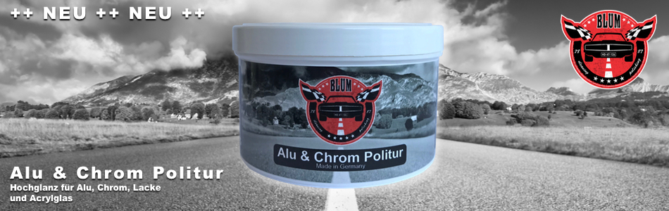 Alu & Chrom Politur